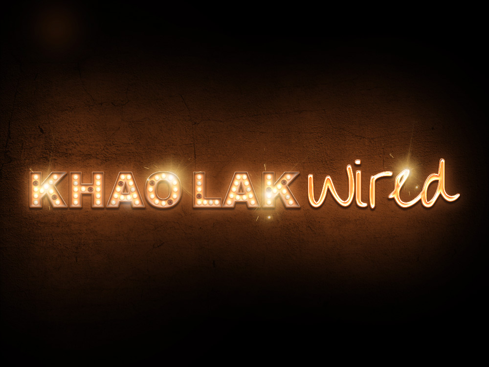 Khao Lak's new online magazine Khao Lak Wired goes online