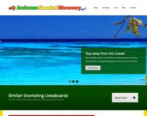 Andaman Snorkel Discovery German Site