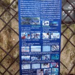 Information at the Phang Nga Coastal Fisheries Centre
