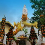 Nang Thong Chinese Shrine, Khao Lak, Thailand
