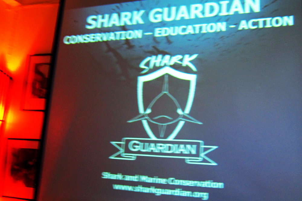 Shark Guardian Presents at Mars Bar Khao Lak