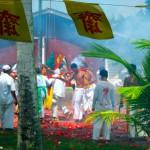 Vegetarian Festival Prossession, Khao Lak, Thailand