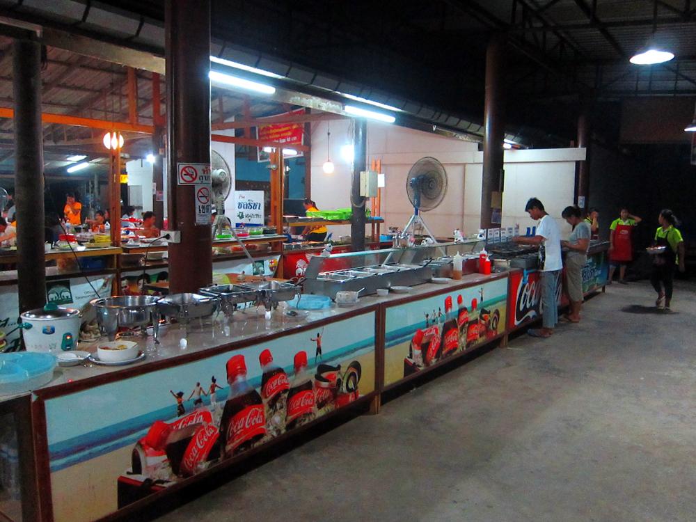 Thai dishes at Chonticha 2 Mookrata Barbeque