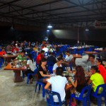 The new extended area at Chonticha 2 Khao Lak Barbeque