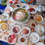 Mookrata Charcoal Barbeque at Chonticha 2 in Khao Lak Thailand
