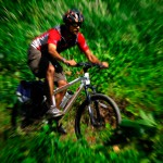 Mountain biking around Khao Lak Thailand