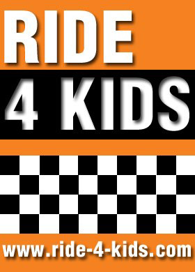 Ride 4 Kids Logo