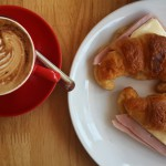 Coffee and Coissant, Cafe Aon Khao Lak