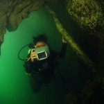 Great underwater photography in Khao Sok Lake