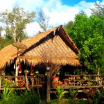 Club House at Prathong Nature Resort, Koh Prathong Thailand