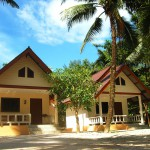 Khao Lak bungalows at Ao Thong Beach