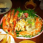 Seafood Platter in Khao Lak