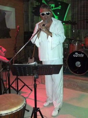 Elvis live at Sparrow Bar