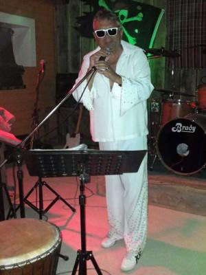 Elvis live at Sparrow Bar
