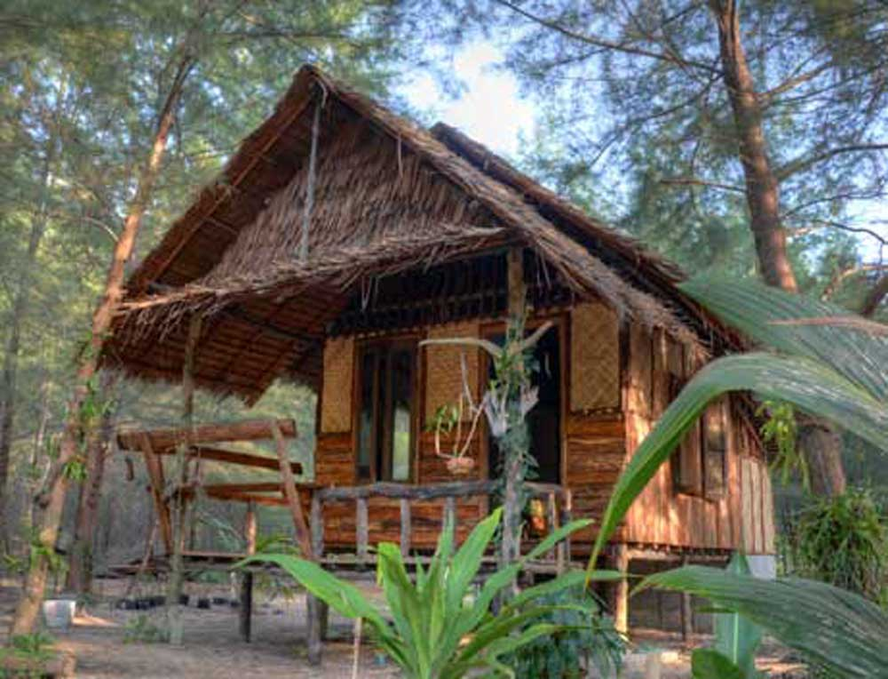 Beachside Bungalow: Where To Stay On Koh Prathong