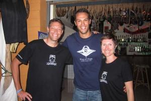 Marine Megafauna Foundation and Shark Guardian at Sparrow Bar
