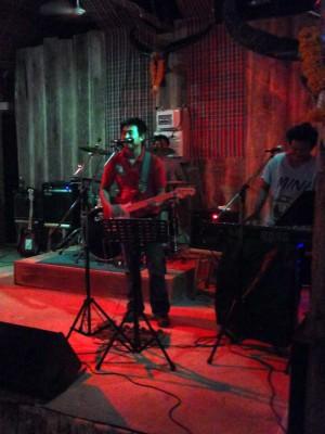 Live music in Khao Lak