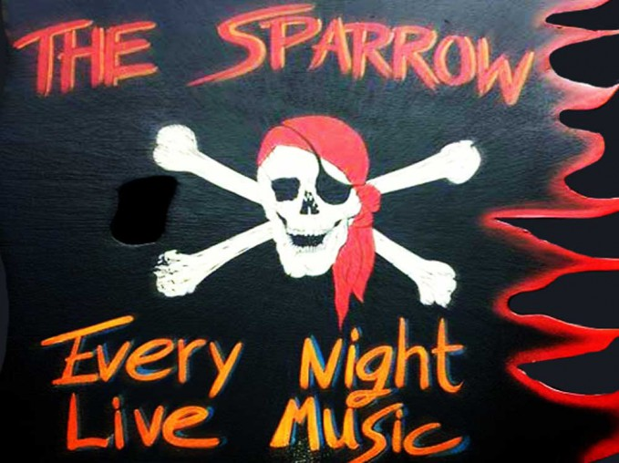 Sparrow Bar Live Music Bar in Khao Lak